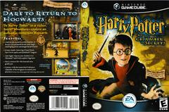 Artwork - Back, Front | Harry Potter Chamber of Secrets Gamecube