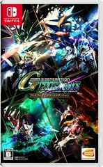 SD Gundam G Generation Cross Rays JP Nintendo Switch Prices