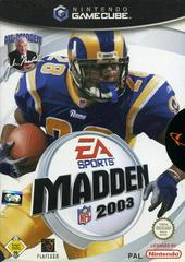 Madden 2003 PAL Gamecube Prices