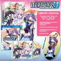 Hyperdimension Neptunia U: Action Unleashed [Limited Edition] | Playstation Vita