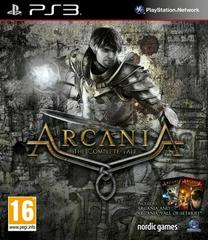 Arcania: The Complete Tale PAL Playstation 3 Prices