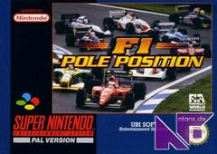 F1 Pole Position PAL Super Nintendo Prices