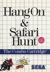 Hang-On and Safari Hunt Sega Master System Prices