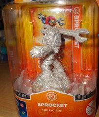 Sprocket - Giants, Pearl Skylanders Prices