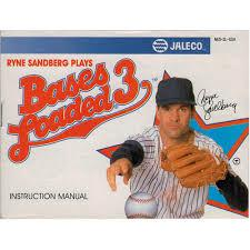 Bases Loaded 3 - Instructions | Bases Loaded 3 NES