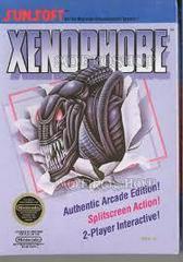 Xenophobe - Front | Xenophobe NES