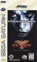 The Crow City of Angels Sega Saturn Prices