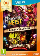 European Coverart | SteamWorld Collection Wii U