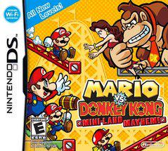 Mario vs. Donkey Kong Mini-Land Mayhem Nintendo DS Prices