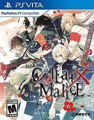 Collar X Malice Playstation Vita Prices