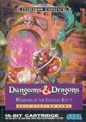 Dungeons & Dragons: Warriors of the Eternal Sun PAL Sega Mega Drive Prices