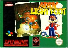 Ardy Light Foot PAL Super Nintendo Prices