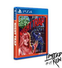 Night Trap [Collector's Edition] Playstation 4 Prices