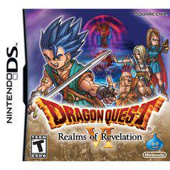 Dragon Quest VI: Realms of Revelation Nintendo DS Prices