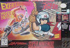 Exertainment Mountain Bikerally Speed Racer Super Nintendo Prices