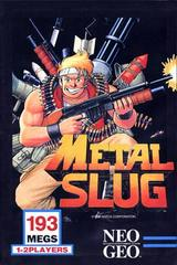 Metal Slug Neo Geo Prices