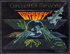 Conquest of the World Magnavox Odyssey 2 Prices
