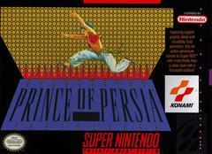 Prince of Persia Super Nintendo Prices