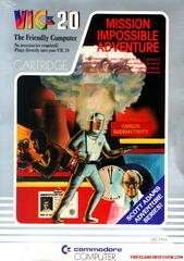 Mission Impossible Adventure Vic-20 Prices