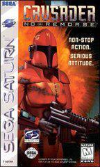 Crusader No Remorse Sega Saturn Prices