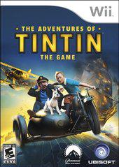 Adventures of Tintin: The Game Wii Prices