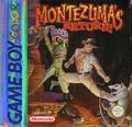Montezuma's Return | PAL GameBoy Color