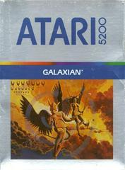 Galaxian - Front   Galaxian Atari 5200