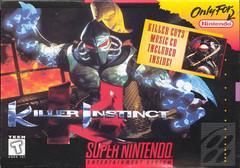 Killer Instinct Super Nintendo Prices