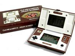Donkey Kong II [JR-55] Game & Watch Prices