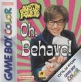 Austin Powers Oh Behave | PAL GameBoy Color