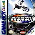 Mat Hoffman's Pro BMX | PAL GameBoy Color