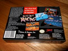 Rock 'N Roll Racing Box Back (VGO) | Rock 'n Roll Racing Super Nintendo