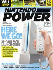 [Volume 210] Wii Launch Nintendo Power Prices