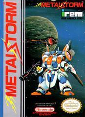 Metal Storm NES Prices