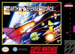 Earth Defense Force Super Nintendo Prices