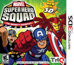 Marvel Super Hero Squad: The Infinity Gauntlet Nintendo 3DS Prices