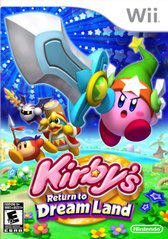 Kirby's Return to Dream Land Wii Prices