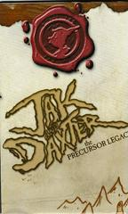 Manual - Front (Map / Poster) | Jak and Daxter The Precursor Legacy Playstation 2