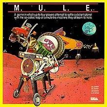 M.U.L.E. Atari 400 Prices