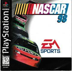 Manual - Front   NASCAR 98 Playstation