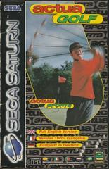 Actua Golf PAL Sega Saturn Prices