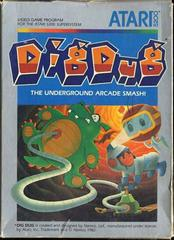 Dig Dug Atari 5200 Prices