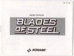 Blades Of Steel - Instructions | Blades of Steel NES