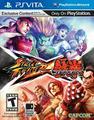 Street Fighter X Tekken | Playstation Vita