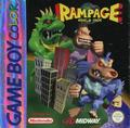 Rampage World Tour | PAL GameBoy Color