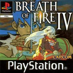 Breath of Fire IV PAL Playstation Prices