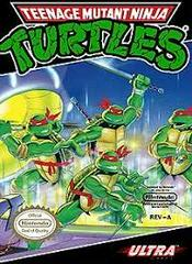 Teenage Mutant Ninja Turtles - Front | Teenage Mutant Ninja Turtles NES