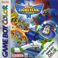 Buzz Lightyear of Star Command PAL GameBoy Color Prices