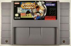 Cartridge   Harvest Moon Super Nintendo