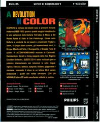Cover Art Back | A Revolution in Color CD-i